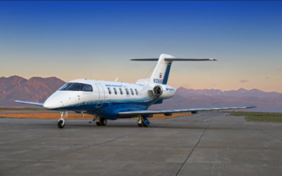 Pilatus delivers its first PC-24 to PlaneSense!