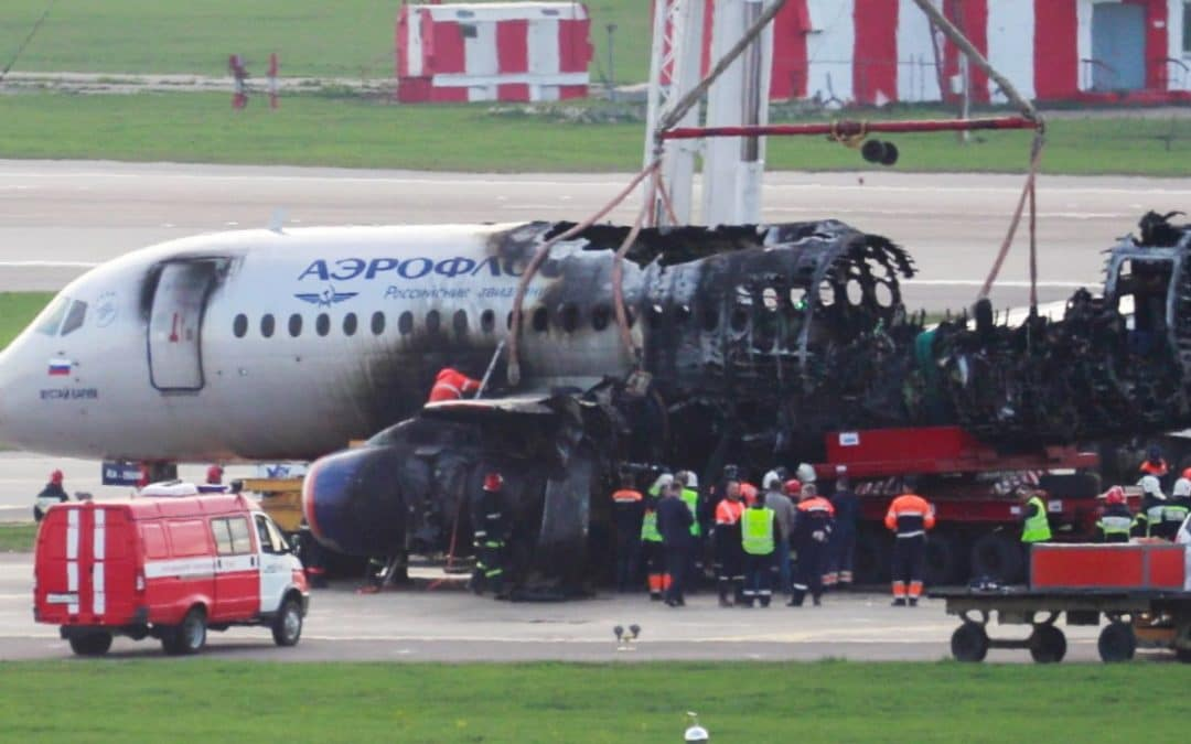 External threats to safety: the RAMS Particular Risk Analysis applied to Aerospace products